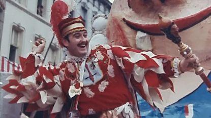 50 jaar keizer Kamiel: 1966, tweede keer prins carnaval