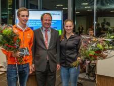 Wereldkampioenen gehuldigd in Zwijndrecht
