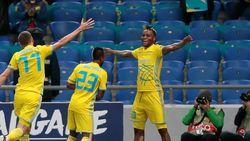 'Halve Belg' Kabananga geeft ploeg van Jordi Cruijff een dreun in Europa League