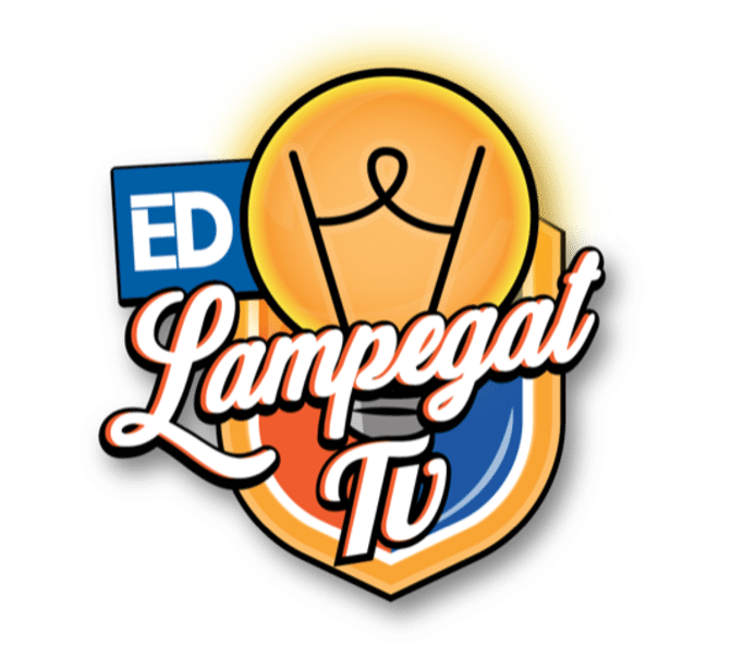 Logo Lampegat TV