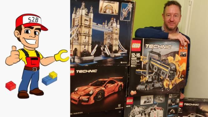 """Start 2 Brick verhuurt LEGO-sets: """"Sinds de lockdown steeds populairder"""""""