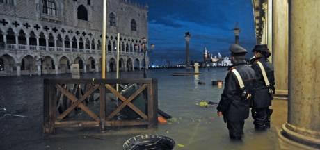 Venetië geplaagd door zware overstromingen