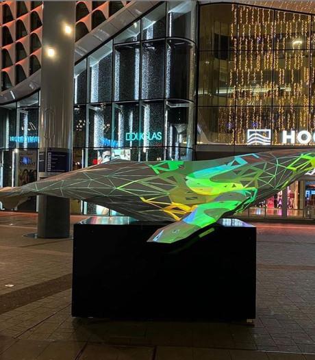 Utrecht heeft weer een walvis