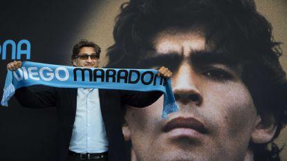 Film 'Diego Maradona' in Cinema Walburg