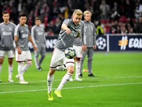 LIVE | Ajax ontvangt 'jonger' Chelsea in jacht op derde zege op rij in groepsfase