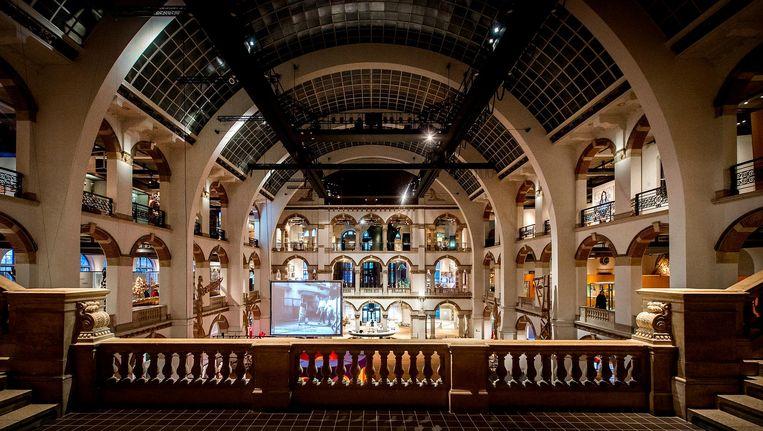 Het Tropenmuseum Beeld ANP