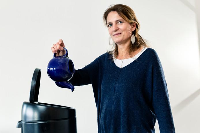 Eline van Delden gaat ontspullen in 2019.