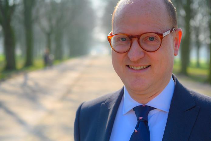 Bart Groothuis, oud-inwoner Reutum, kandidaat Europarlementariër voor de VVD.