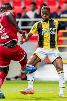 Musonda wil half januari terug zijn bij Vitesse