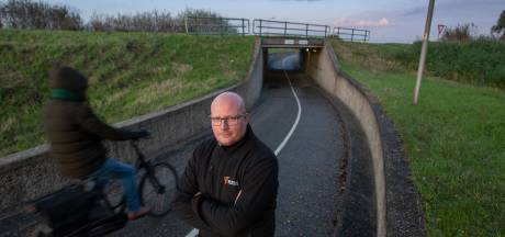 Scooter van Ite (40) uit Kampen gestolen na ongeluk: 'Laffe streek'