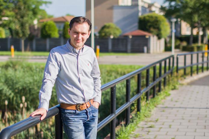 Maarten van den Boom is directeur bij ZuidWest TV in Bergen op Zoom.