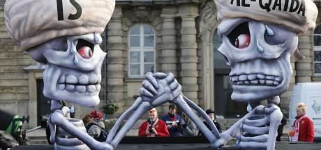 Les terroristes, sources d'inspiration pour les carnavals allemands