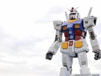 Grootste humanoïde robot ter wereld zet eerste stapjes