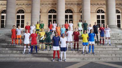 Nike zet voor het eerst groots in op vrouwelijke atleten