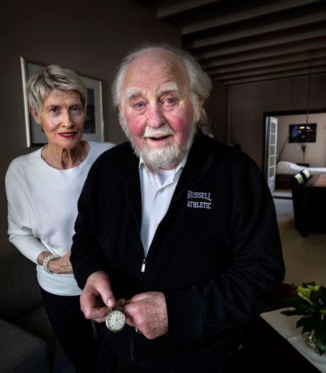 Coronapatiënt Wim (91) zou sterven, maar wandelde uiteindelijk zelf hospice uit: 'Was zó ziek'