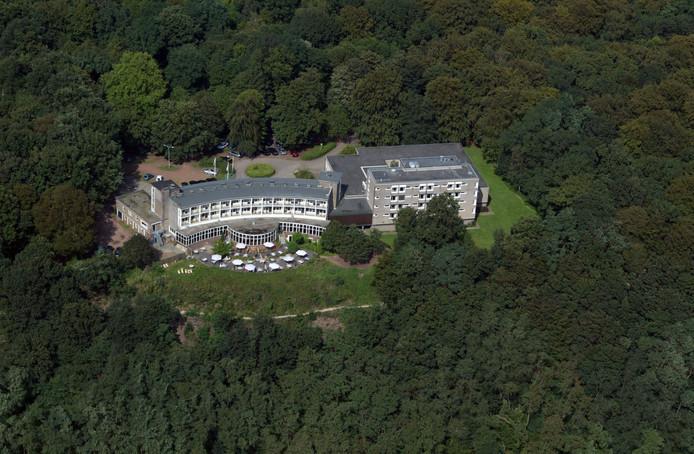 Hotel de Wageningse Berg in 2005.