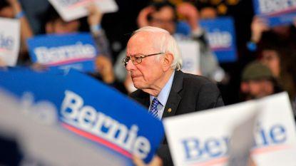 Democratische presidentskandidaat Bernie Sanders stapt uit de race