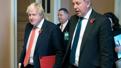 Boris Johnson onder vuur voor gebrek aan steun voor opgestapte ambassadeur