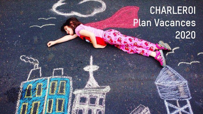 Plan Vacances 2020 Ville de Charleroi