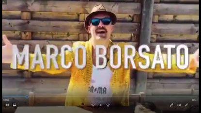 Kempense 'Band Marginal' maakt hilarische coronacover van Marco Borsato