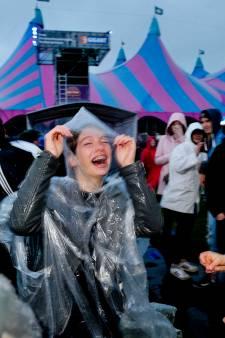 Regenachtig Appelpop trekt 126.000 bezoekers