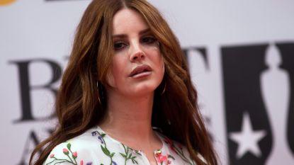 """Lana Del Rey bevestigt: """"Ik word aangeklaagd door Radiohead"""""""