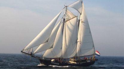 Reizigers kunnen vanaf volgend jaar met de zeilboot van Rotterdam naar Londen