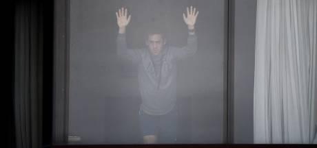 """La """"bulle"""" de l'Open d'Australie (déjà) sous pression: """"C'est un désastre total"""""""