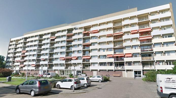 Serviceflat Middelburcht aan de Henry Dunantlaan in Middelburg