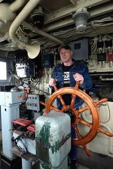 Peter uit Moerdijk en zijn Franse torpedojager
