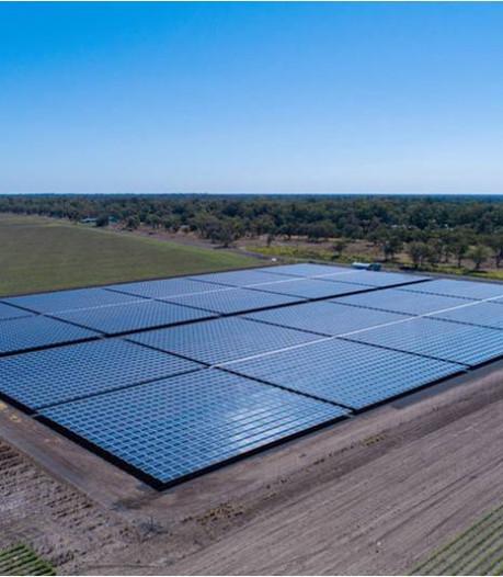 'Liever geen zonneweides in Oosterhoutse polder'