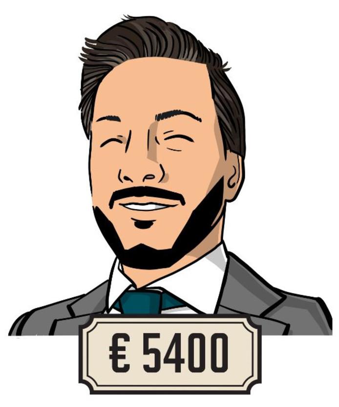 Jaran Vromen is Europees key account manager voor TNT/FedEx.
