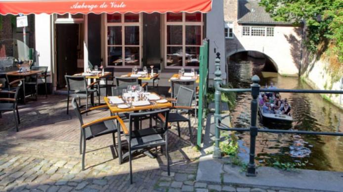 Auberge De Veste in de Uilenburg