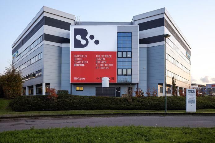 Brussels South Charleroi Biopark fondé par l' Université Libre de Bruxelles (ULB) dans l' Aéropole de Gosselies.