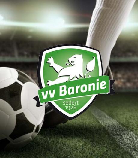 Baronie oefent tegen Jong FC Den Bosch