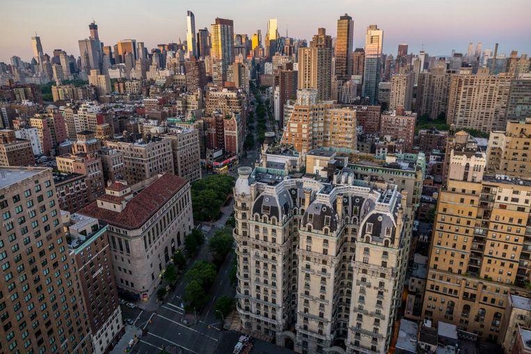 De Upper West Side in New York. Beeld Hollandse Hoogte