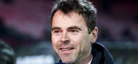 Jong PSV-coach Dennis Haar kan positief evalueren