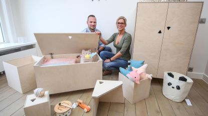 Koppel lanceert hip merk kindermeubilair