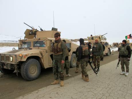 Taliban claimen neerhalen Amerikaans militair toestel boven Afghanistan