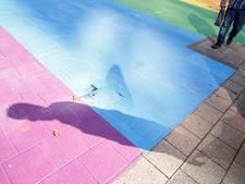 Mogelijk regenboogpad in Geldrop-Mierlo
