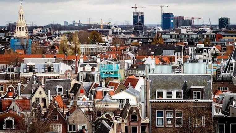 De bezwaarprocedure voor de WOZ in Amsterdam is volgens Vereniging Eigen Huis verbeterd. Beeld anp