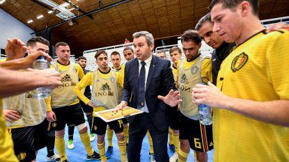 Football Talk. Kijk live naar EK-voorrondematch van de Futsal Devils