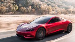 """Verrassing van formaat: Tesla onthult met Roadster """"snelste auto ooit"""""""