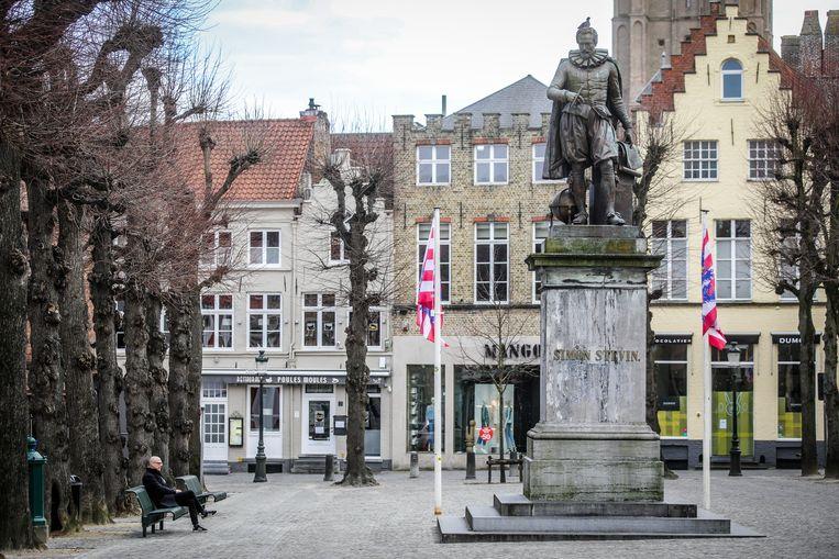 Simon Stevinplein, Brugge