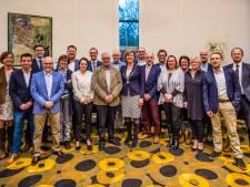 Politiek Halderberge popelt om na het reces aan de slag te gaan