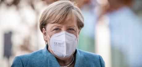 Angela Merkel dénonce la mauvaise discipline des Allemands vis-à-vis du virus