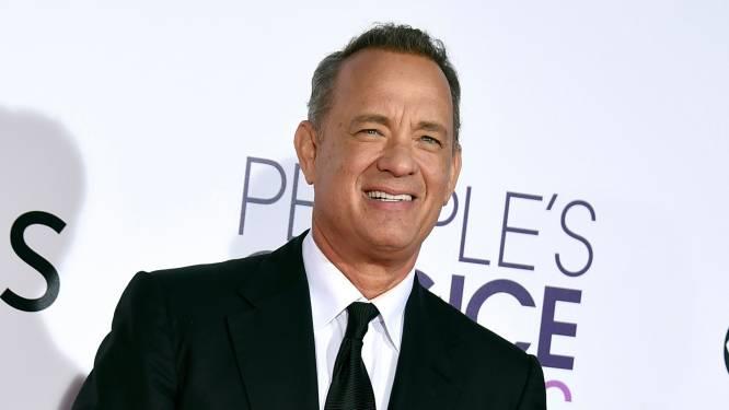 Acteur Tom Hanks maakt speciale uitzending voor de inauguratie van Biden