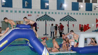 Zwembaddag in het Netepark voor het hele gezin