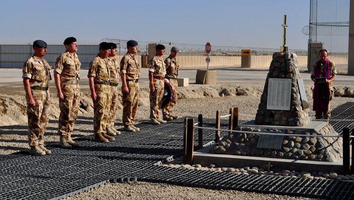 Er sneuvelden dit jaar al 100 Britten in Afghanistan en dat maakte de ouders heel angstig.