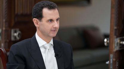 """Bashar al-Assad: """"Ik een beest volgens Trump? Wat je zegt, ben je zelf"""""""